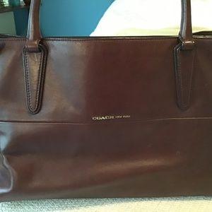 Coach tote/work bag